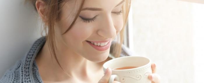 4 chás que trazem benefícios para os seus dentes