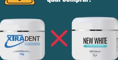 New White ou Xtradent: Qual é o melhor? – DESCUBRA AGORA